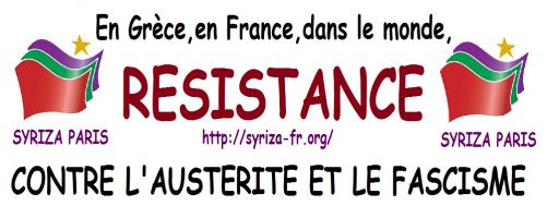 SYRIZA PARIS BANDEROLE  fb